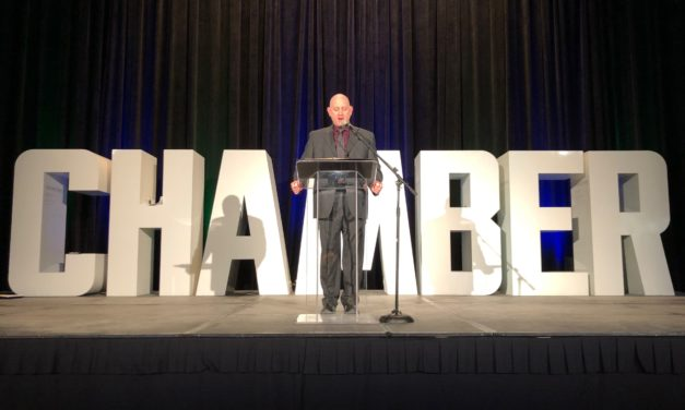 Outgoing Chamber Chair Ed Jaekel Reviews 2018